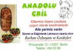 Anadolu Gril